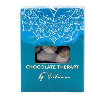 CHOCOLATE THERAPY Dražé 5.čakra Pravda